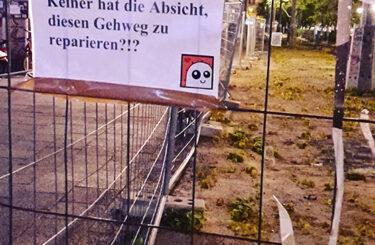 Baustellen Berlin Desaster Katastrophe