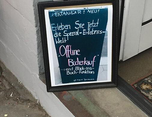 Buecherverkauf Berlin