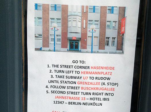 Ibis Hotel Berlin Neukölln