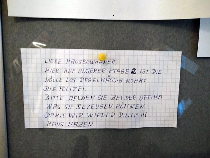 In Berlin ist die Hölle los