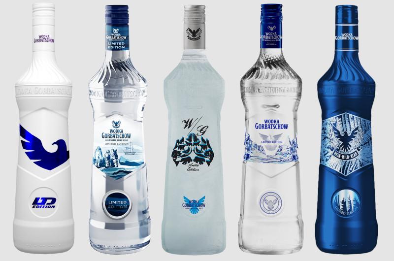Wodka Gorbatschow Limited Edition