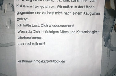 1 Mai in Berlin