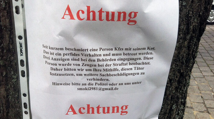 Berlin ist verrückt