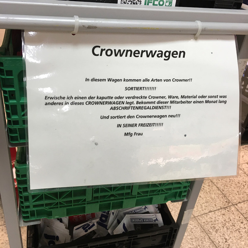 Crownerwagen
