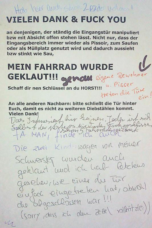Diebstähle und Einbrüche in Berlin