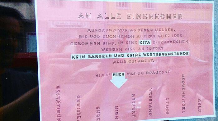 Einbrecher Diebe Berlin