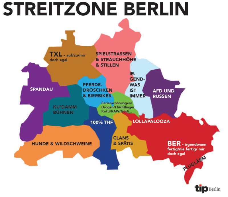 Streitzone Berlin