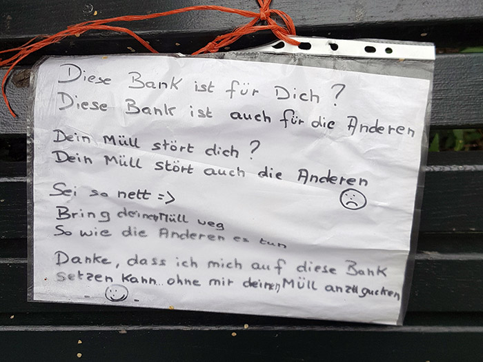 Berlin ist dreckig