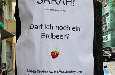 Flirten Liebe in Berlin