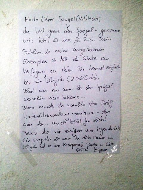 Nachbarschaftsleben Berlin