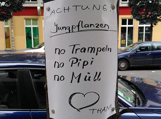 Naturschutz Berlin