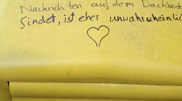 Liebesbriefe schreiben