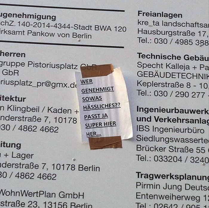 Stadtentwicklung Berlin