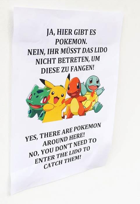 Lido Pokemon Berlin