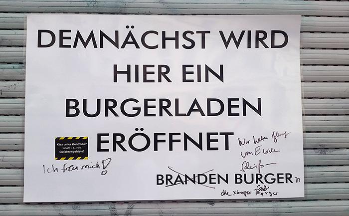 Burgerladen Berlin Kreuzberg