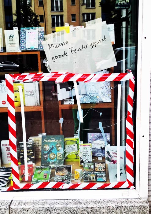 Fenster kaputt Berlin