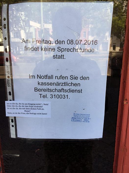 Kassenärtzlicher Bereitschaftsdienst Berlin