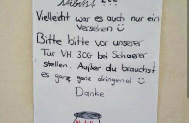 Nutella Dose