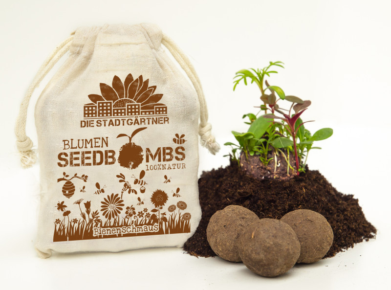 urban kraut  seedbombs