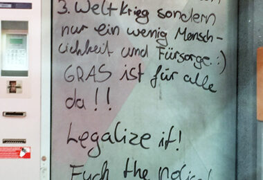 Wut Hass auf AfD