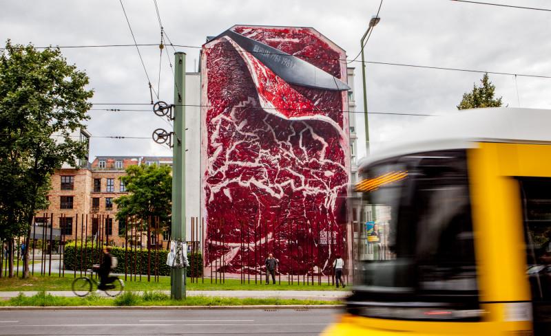 Xi Design Talenthouse Mural Berlin