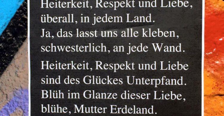 Deutsche Nationalhymne Strophen