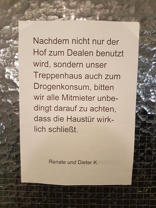 Drogenkonsum in Berlin