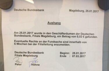 Deutsche Bundesbank Magdeburg