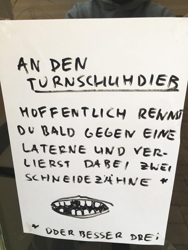 Schuhdieb