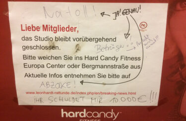 hard candy fitness berlin