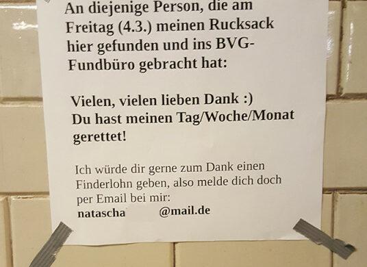 Fundbüro Berlin