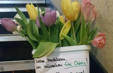 Frohe Ostern Berlin