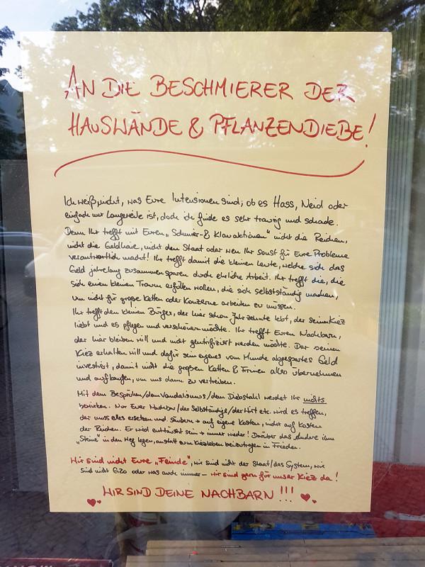 Gentrifizierung Berlin Neukölln