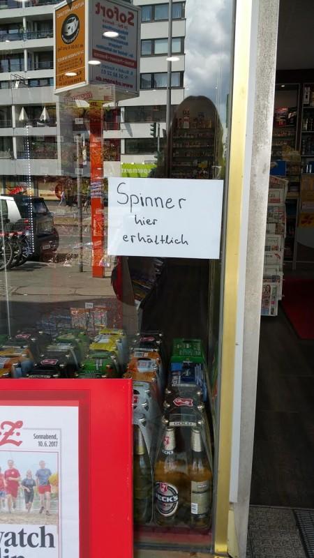 Fidget Spinner kaufen Berlin
