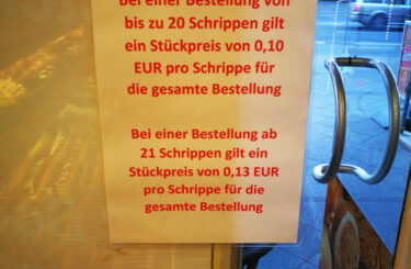 Schrippe Berlin