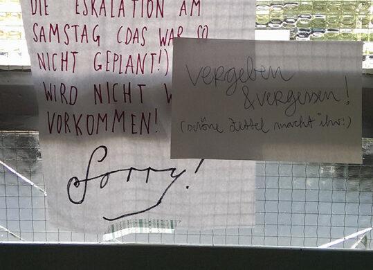 coole Nachbarschaft Berlin