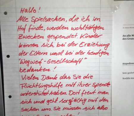 Flüchtlingshilfe Berlin