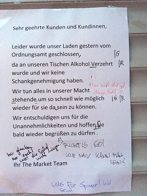 Schankgenehmigung Berlin