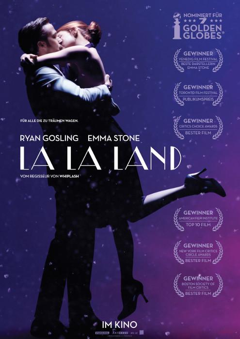 LA LA LAND Filmposter