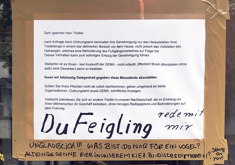 trödelladen berlin