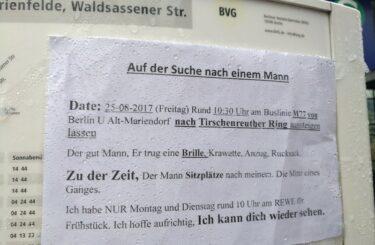 suche mann berlin