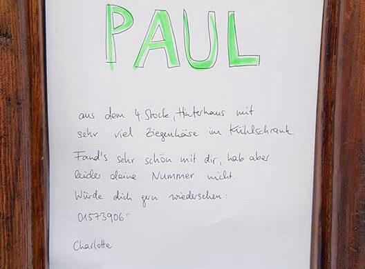 Ziegenkäse Berlin