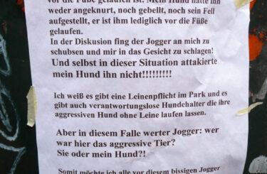 joggen in Berlin