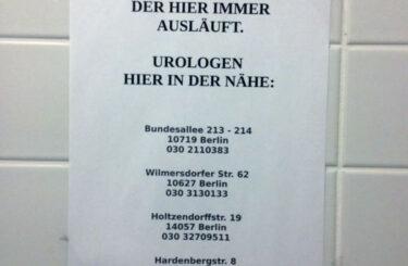 Urologe Berlin
