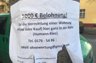 Wohnungssuche berlin Provision