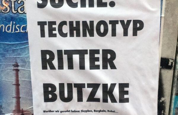 techno berlin ritter butzke