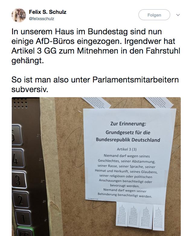 AfD Bundestag