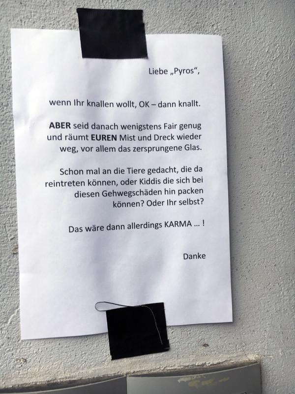 Silvester in Berlin Knaller