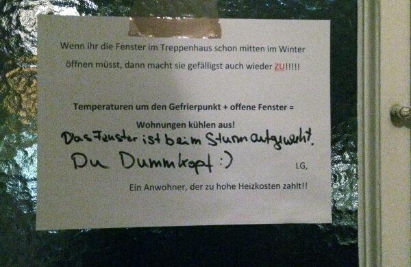 Sturm in Berlin