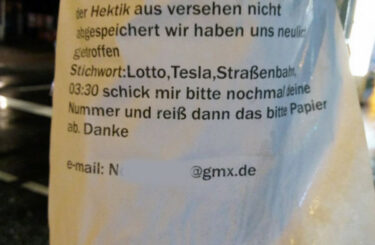 Zettel Notes of Berlin